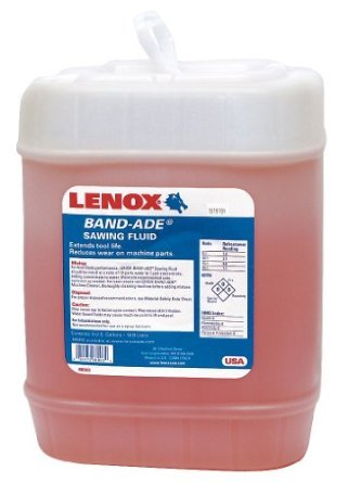 5 Gallon Semi-Synthetic Sawing Fluid