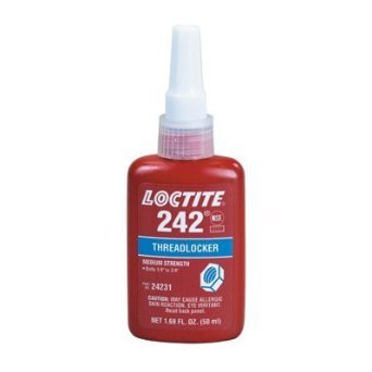 242 Medium Strength Threadlocker .50 mL
