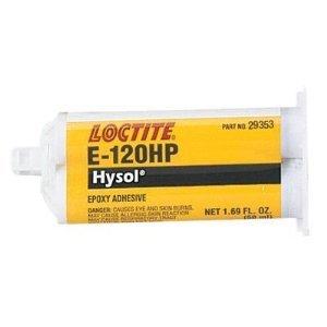 E-120HP Hysol Ultra Strength Epoxy Adhesive, 50 mL