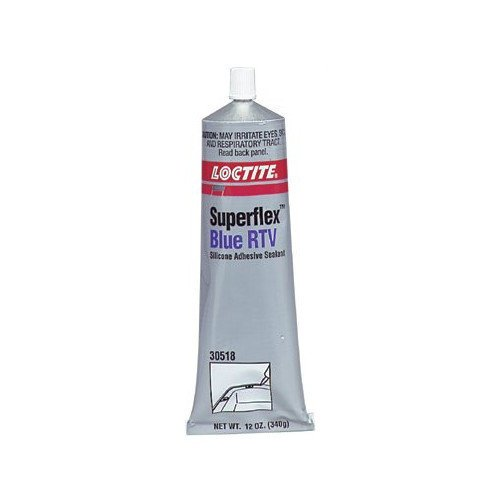 12 oz Superflex RTV, Silicone Adhesive Sealant