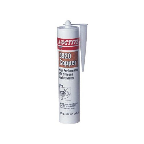 300 mL 5920 Copper, High Performance RTV Silicone Gasket Maker