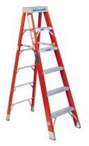 6' Fiber Glass Step Ladder