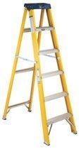 6' Pioneer Fiberglass Step Ladders