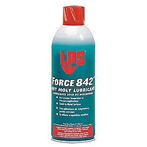 16 oz Force 842 Dry Moly Lubricant