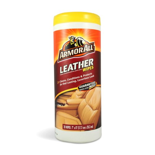 Long Lasting Armor All Leather Wipes