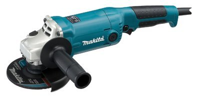 "5"" 10.5 AMP 11000 RPM AC/DC Angle Grinder"