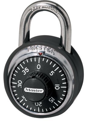 No. 1500 Stainless Steel Combination Padlocks