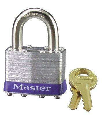 Master Lock 1d Master Blister Pack Keyed Different Tumbler