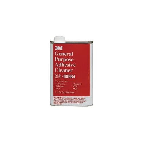 Glues, Epoxies & Cements 2 Packs 3m 08984 1 Quart General Purpose High Quality Adhesive Cleaner Brand New
