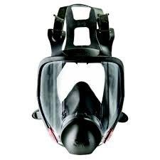 3M Medium Reusable Full Face Respirator 6000 Series