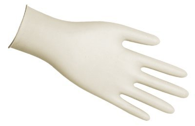 X-Large 5 Mil Powder Free Vinyl Disposable Vinyl/Latex Gloves