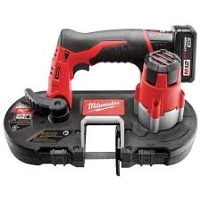 Milwaukee 2 Speed 120 Volt Portable Electric Band Saw