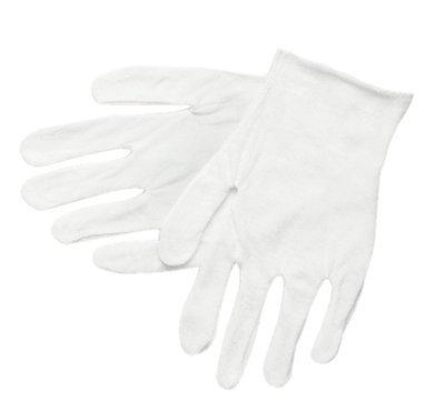 "14"" Men's Cotton Inspector Gloves"
