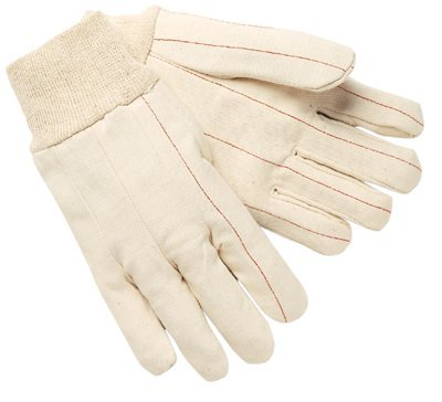 Cotton Double Palm and Hot Mill Gloves