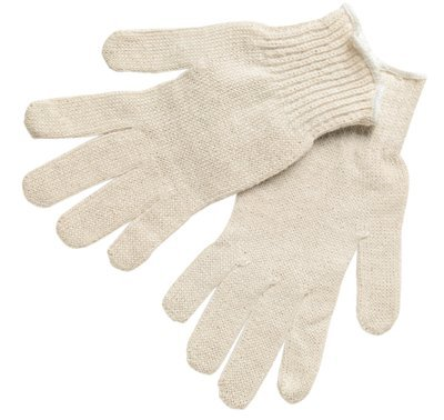 Medium Cotton Multi-Purpose String Knit Gloves