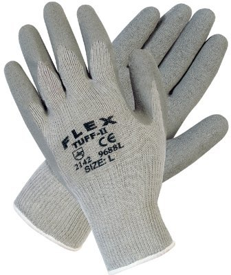 Extra Large Flex Tuff-II Latex Coated Gloves