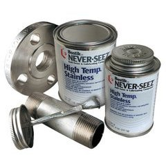 1 lb Brush Top High Temperature Stainless Lubricating Compound