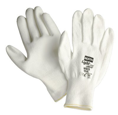 Size 8 Light Task Plus II Polyurethane-Coated Gloves