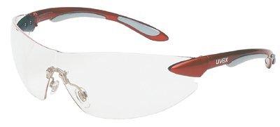 Metallic Red/Silver Frame Ignite Eyewear