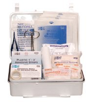 25 Person Industrial First Aid Kit Weatherproof