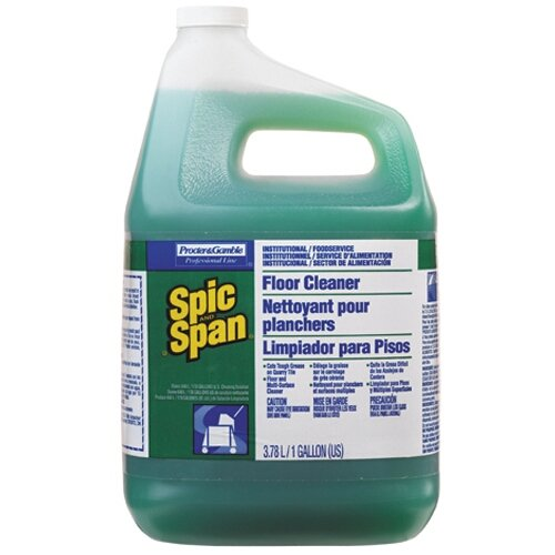 Spic and Span Liquid Floor Cleaner 1 Gal