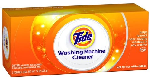 Tide Washing Machine Cleaning Powder 3 Count Box- Fresh Scent