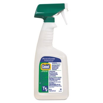 Procter Gamble Comet Oz Liquid Disinfectant Bathroom Cleaner - Bathroom cleaner liquid