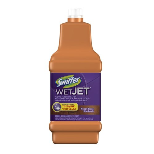 Swiffer WetJet Wood Floor Cleaning Solution 1.25 Liters