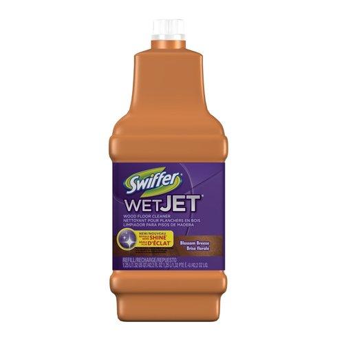 Swiffer WetJet Wood Floor Cleaning Solution 1.25 Liters