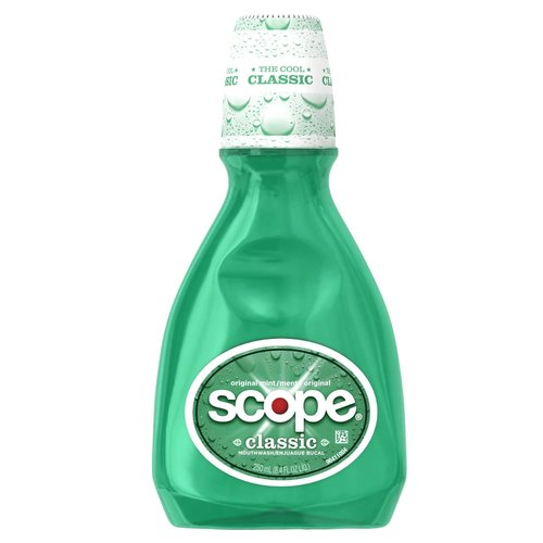 procter gambler inc scope Scope is green, mint-tasting mouthwash is one of the leading brands of procter and gamble inc this brand became market leader in canadian mouthwash market in 1976 and until 1990 it has enjoyed the greatest market share.