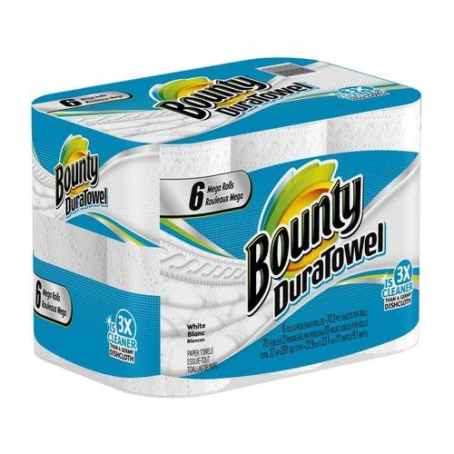 Bounty Duratowel Paper Towels: 8 Rolls