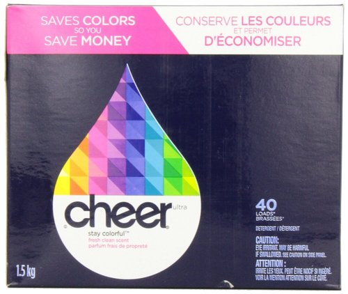 Cheer Powder Ultra Laundry Detergent 169-oz