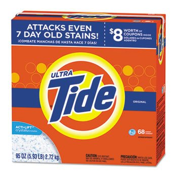 Procter & Gamble 84997 95 oz Tide High Efficiently Laundry Detergent Powder