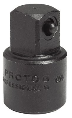 "1/2"" Female X 3/8"" Male Black Oxide Impact Adapter"