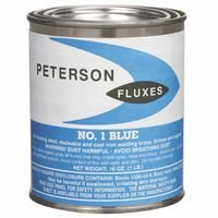 1 pound Powder Blue Flux