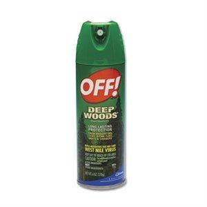 6 oz OFF! Deep Woods Repellents