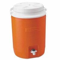 Orange 2 Gallon Victory Jug