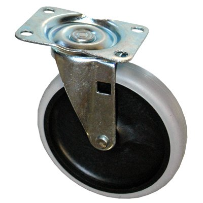 5-in Swivel Caster for the 4500, 4500-88 and 4501