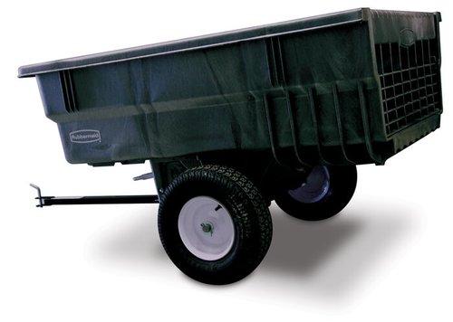 15 Cubic Feet Tractor Cart