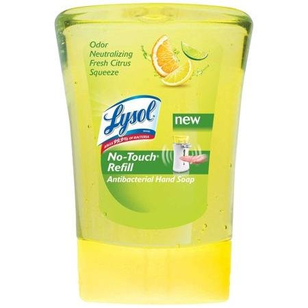 Reckitt Benckiser 8 5 Oz Lysol Citrus Essence No Touch
