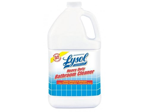 LYSOL Heavy-Duty Disinfectant Bathroom Cleaner 1 Gal ( 94201)