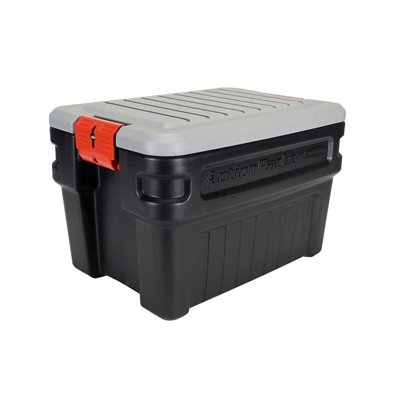 Action Packer Large 8 Gallon Storage Container