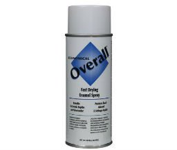 10 oz Gloss White Overall Economical Enamel Aerosol