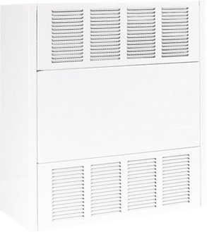 STELPRO Cabinet Heater, 240V Contactor, 480V, 3PH, White