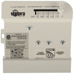 stelpro built in double pole thermostat 120 600v for baseboard rh homelectrical com stelpro baseboard heater wiring diagram Wiring a 240V Baseboard Heater