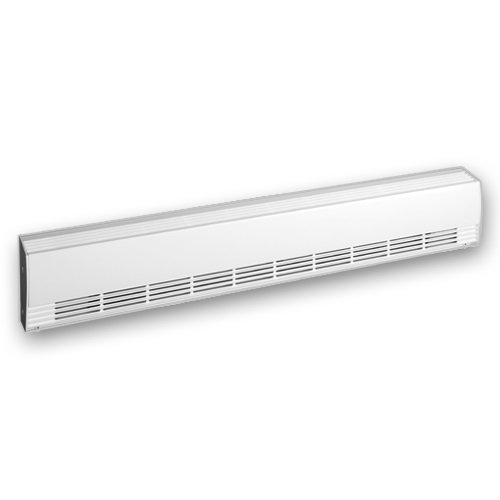 208 V DBI Aluminum Draft Barrier Baseboard Heater, 2500W,250W per linear foot
