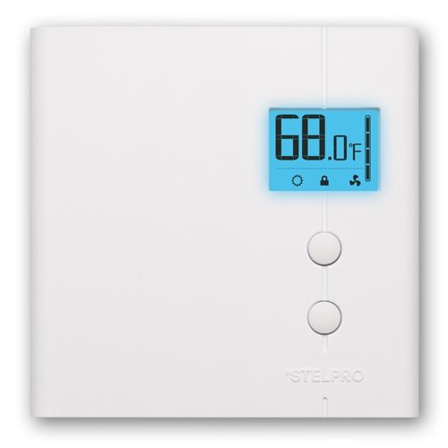 Single Programmable Digital Thermostat, Up to 5750W