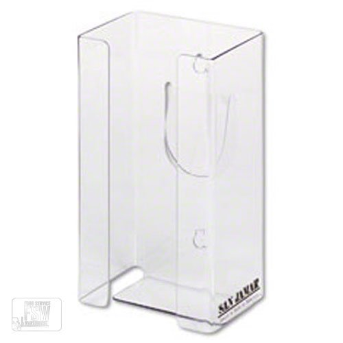 Plexiglas Clear Single-Box Glove Dispenser 5-1/2X3-3/4X10
