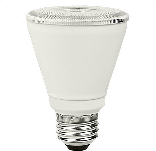 PAR20 10W Dimmable LED Bulb, Smooth, 5000K, 40 Degree