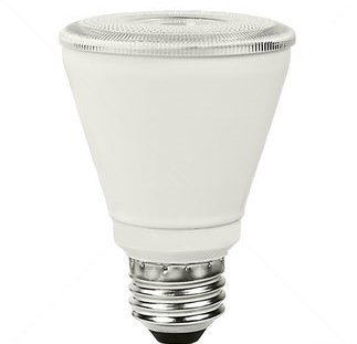 PAR20 10W Dimmable LED Bulb, Smooth, 5000K, 25 Degree